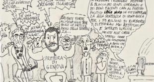 Sequestrati dal Tribunale beni e conti della Lega Nord