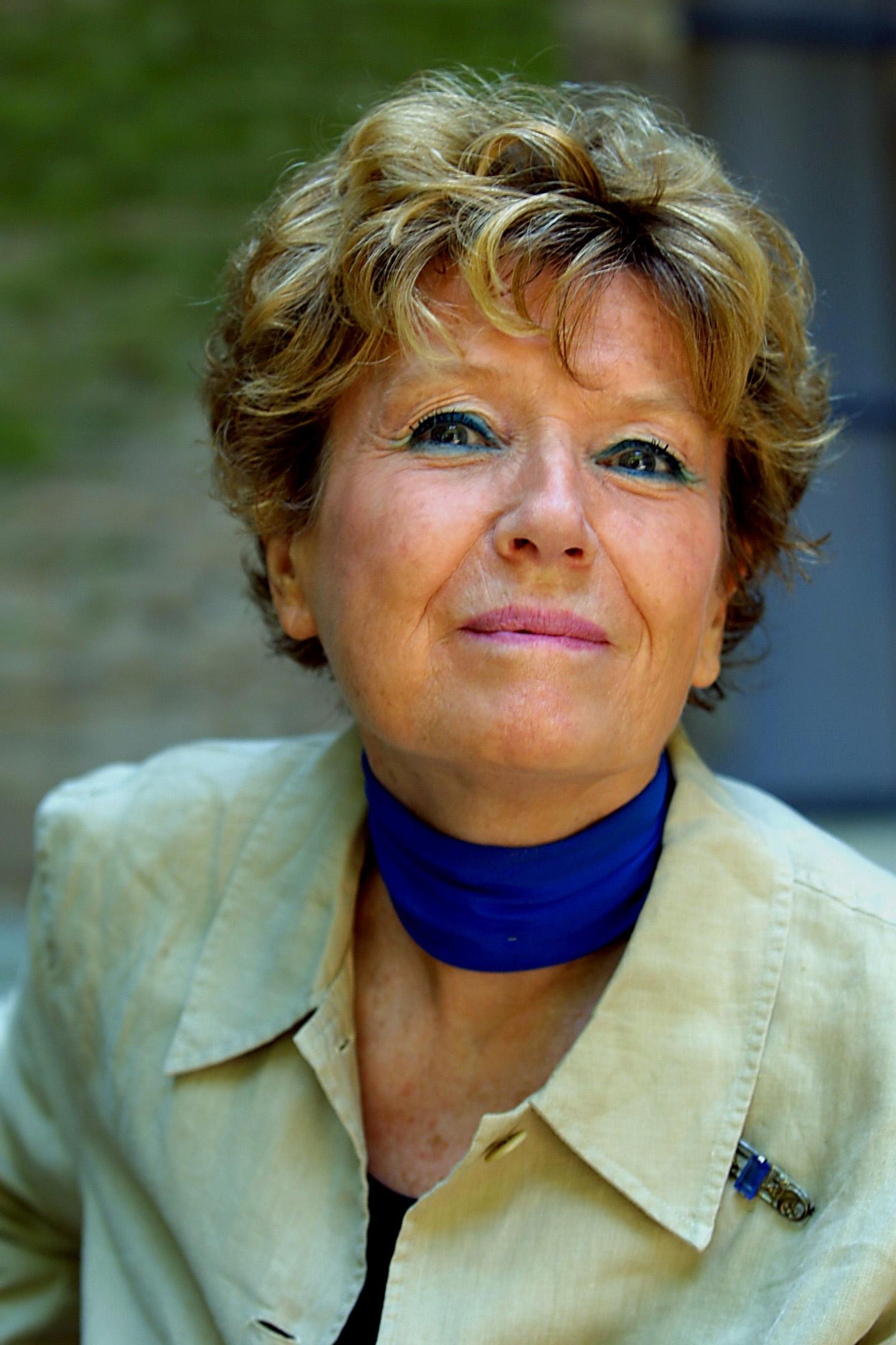 Dacia Maraini: da un tempo all'altro della memoria