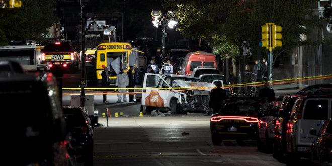 New York attentato