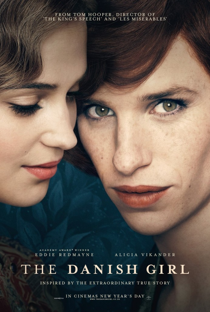 'The Danish Girl', di Tom Hooper: il percorso psicologico del primo transgender della storia