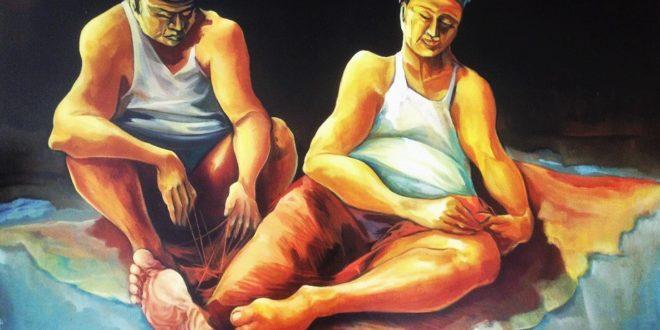 L'artista Lorenzo Chinnici al Palazzo Manganelli di Catania il 16 e il 17 dicembre