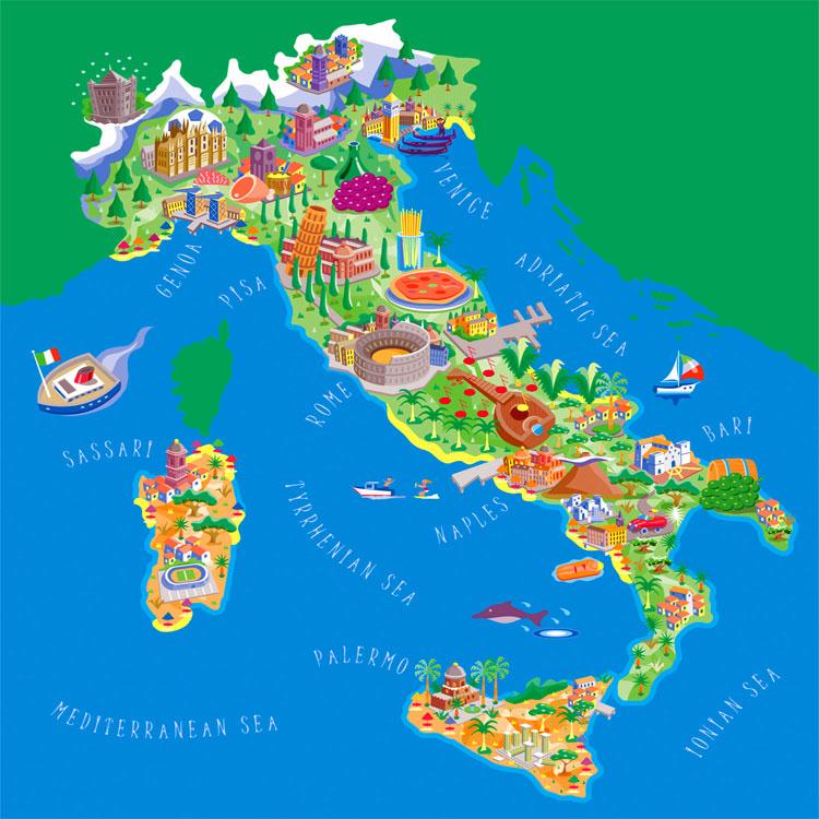 L'Italia negli occhi dei grandi stranieri, da Cioran, Goethe, Borges a Pasolini, passando per ...