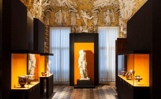 La seduzione. Mito e arte nell'antica Grecia nel progetto espositivo 'Il Tempo dell'Antico', fino al 13 gennaio 2019 a Vicenza