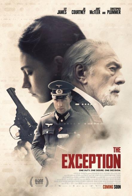 The exception-L'amore oltre la guerra: un inno alla lotta contro il male