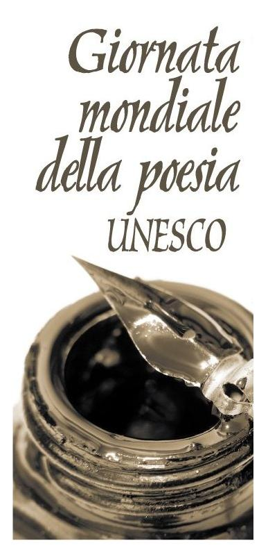 Giornata mondiale della poesia, il programma che si svolgerà il 24 marzo, prevede i versi in musica di Leopardi e Alda Merini