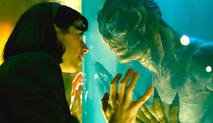 'La forma dell'acqua', il fantasy romantico di alta classe di Guillermo del Toro candidato all'Oscar che è anche una splendida dichiarazione d'amore verso il cinema
