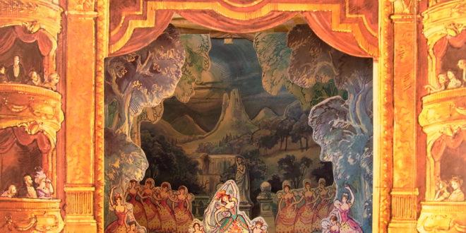 precinema-diorama