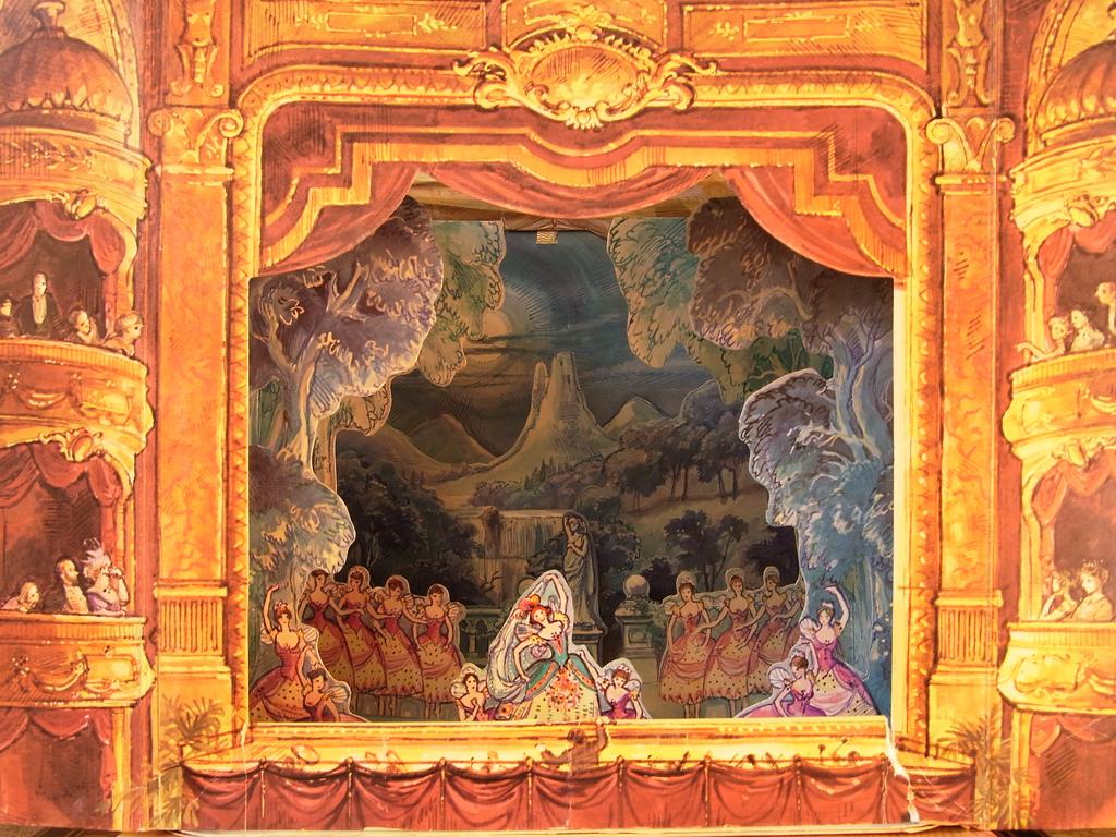 Le meraviglie del precinema: il cannocchiale anversano e il diorama nello scrigno, tra arte e letteratura