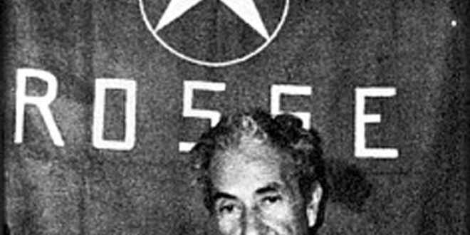 Aldo Moro e la rappresentazione della storia, dai film che rimandano ad una iconografia stereotipata al romanzo di Vasta che racconta la storia come materia