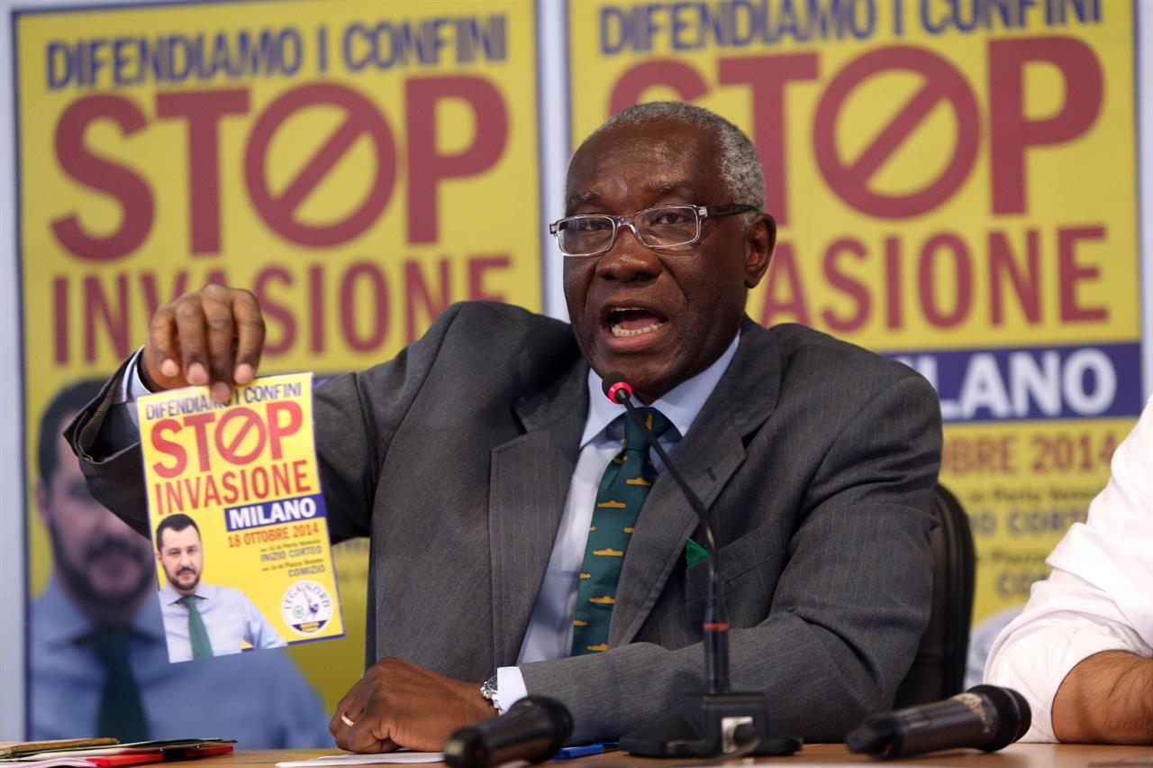 Tony Iwobi e il razzismo degli antirazzisti, ipocriti quanto l'ideologia che sostengono