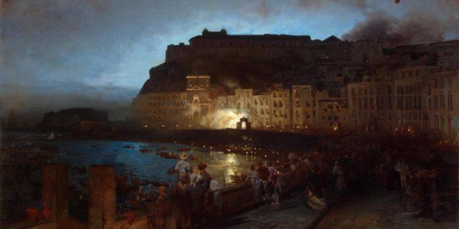 La Napoli ispanica di Francisco Elias de Tejada e il significato attuale dell'Europa