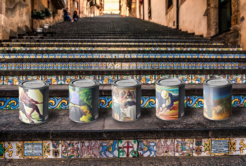 'Angeli a Calatagèron', la personale del maestro Chinnici: un evento unico in terra siciliana e in Italia