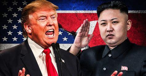 Trump e Kim: s'erano tanto armati