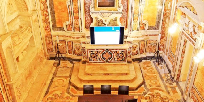 Dopo oltre 50 anni riapre la Cappella Pignatelli nel centro storico di Napoli