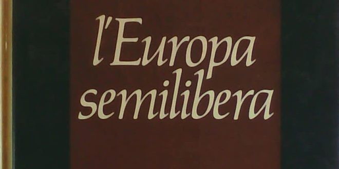 'L'Europa semilibera' di Piovène: un continente ambiguo