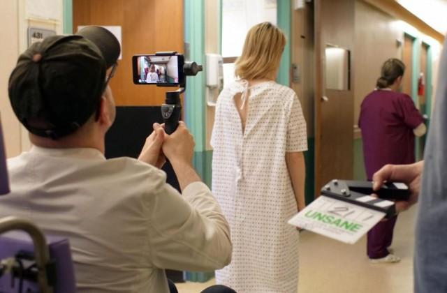 'Unsane', il nuovo film di Soderbergh girato con un IPhone 7