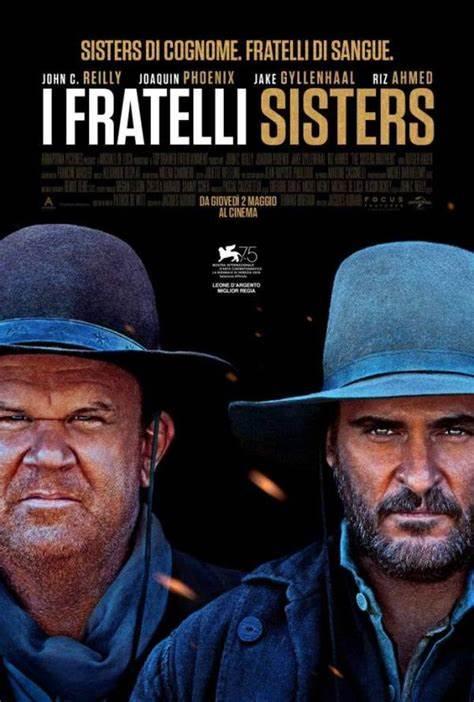 'I fratelli Sisters': il western schizofrenico dal respiro antico di Audiard