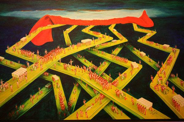 Intervista esclusiva a Santiago Ribeiro, il surrealista contemporaneo più famoso al mondo