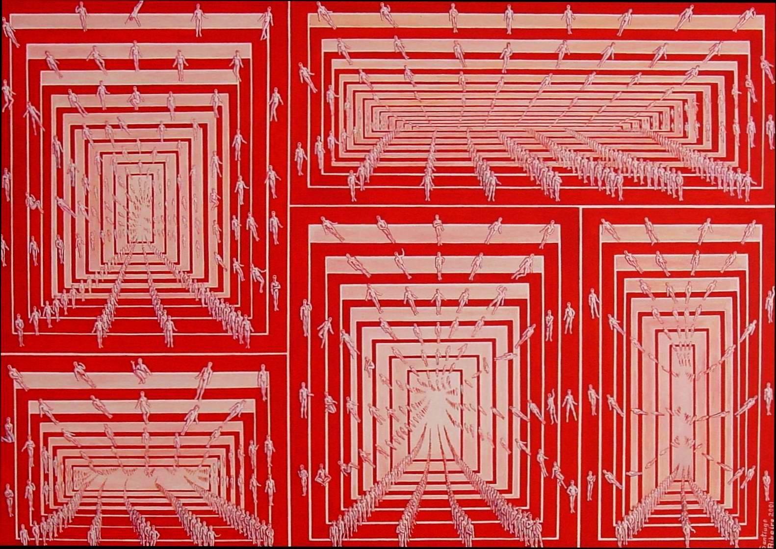 Il surrealista Santiago Ribeiro a Caltagirone dal 1 novembre