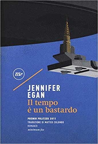 'Il tempo è un bastardo', il geniale concept album musicale premio Pulitzer di Jennifer Egan