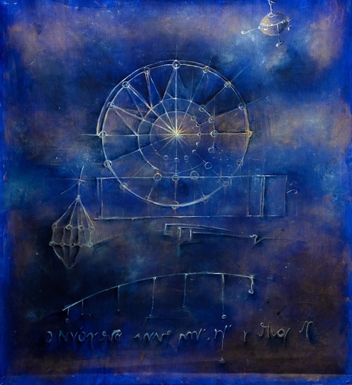 A Tunisi le pitture di Corrado Veneziano su Leonardo da Vinci