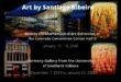 Santiago Ribeiro a Denver, Colorado e presso la Harmony Gallery Of University of Southern Indiana