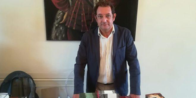 'E ascoltai solo me stesso': il romanzo in seconda edizione di Giovanni Margarone