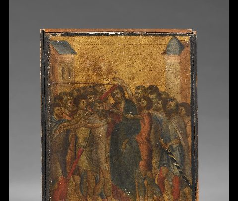 Il 'Cristo deriso' di Cimabue, pomo della discordia tra Usa e Francia