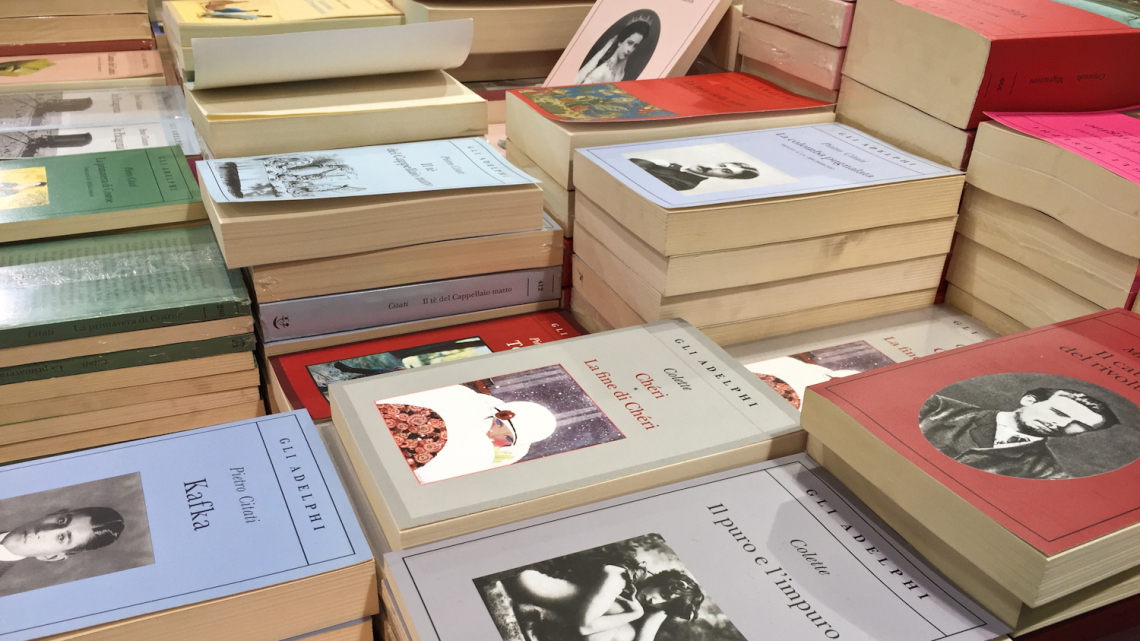 Gli editori italiani al tempo del self publishing