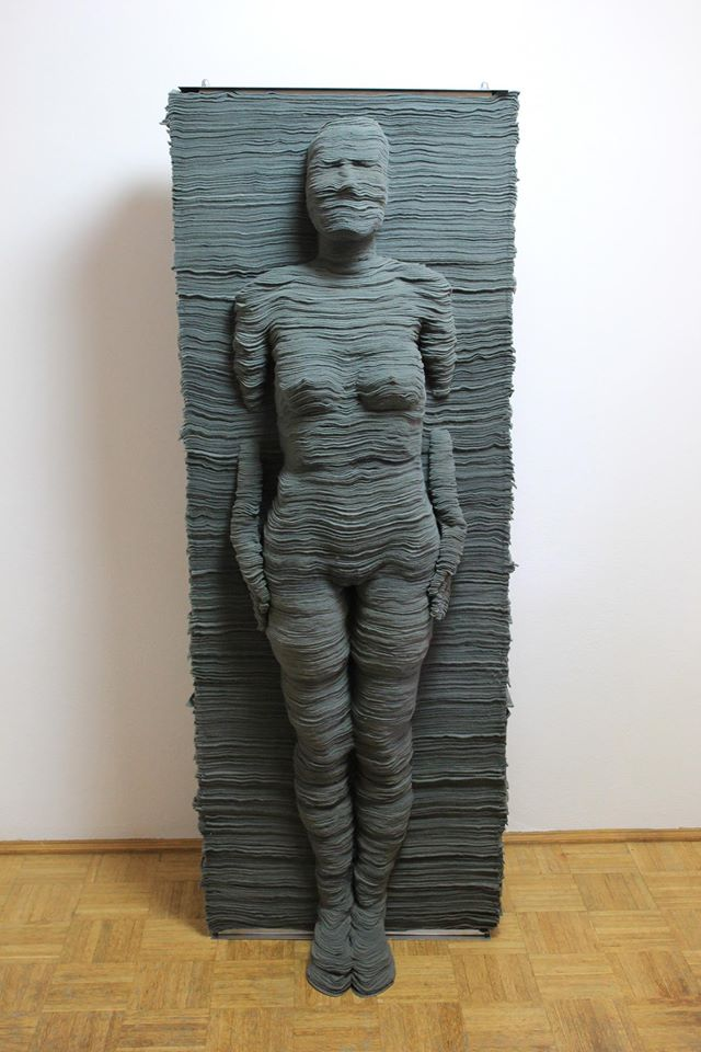 My body, 1995,