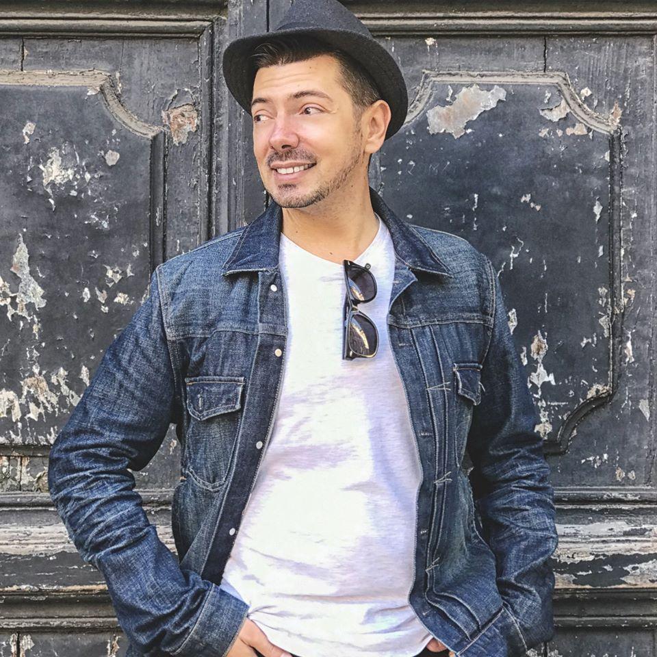 """L'Art blogger Mariano Cervone: """"promuovo l'arte come modus vivendi"""""""