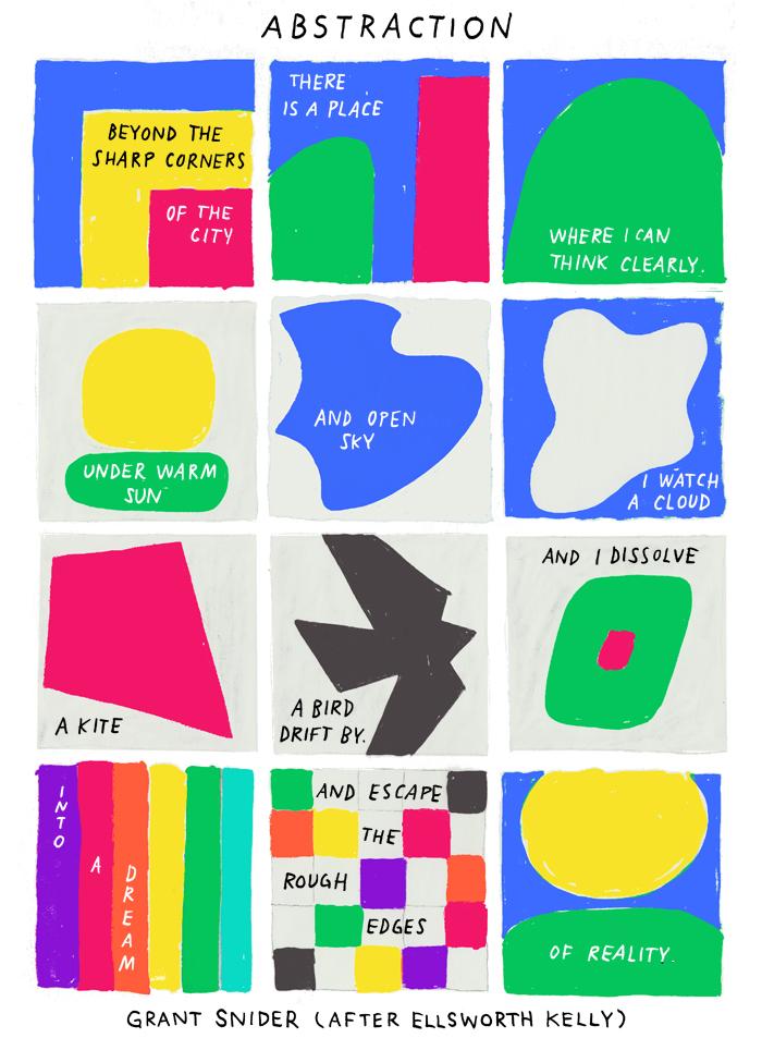 I brividi, se non altro: appunti sul minimalista Ellsworth Kelly