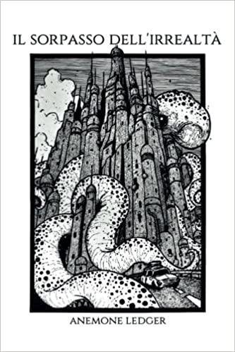 Anemone Ledger torna in libreria con 'Il sorpasso dell'irrealtà' ovvero cos'è davvero l'horror?