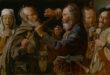 Georges de La Tour in mostra a Milano fino al 27 settembre: la natura noir del Seicento francese