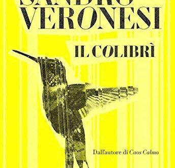 'Strega 2020', vince come previsto, Il colibrì di Sandro Veronesi