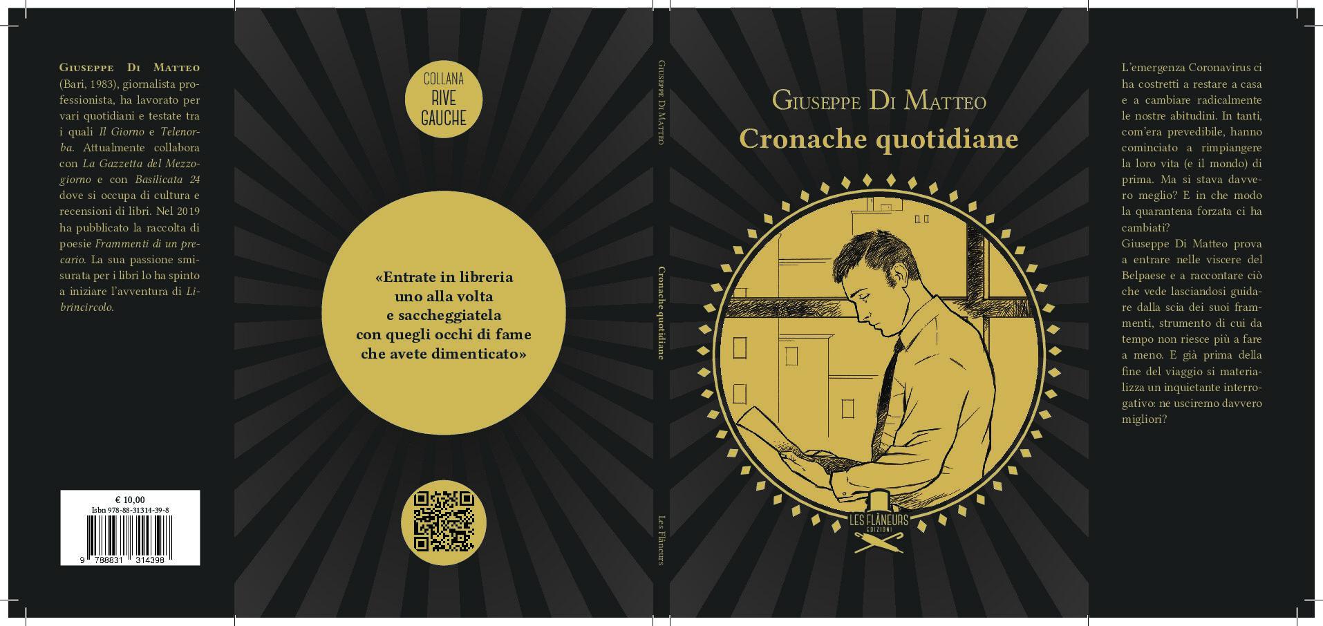 'Cronache quotidiane' di Giuseppe di Matteo: un caleidoscopio dalle mille sfaccettature