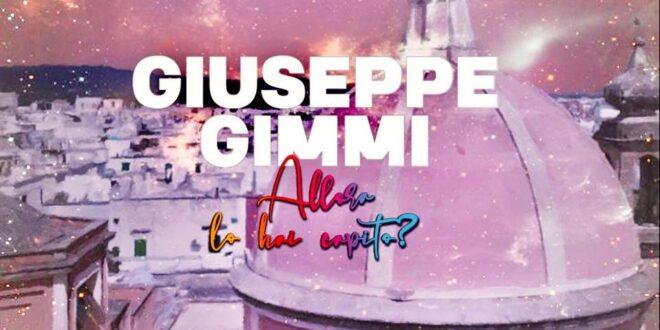 Il fascino e l'incanto degli anni ottanta: esce il 15 ottobre il primo singolo di Giuseppe Gimmi