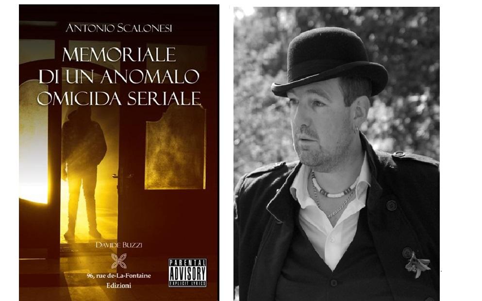 'Memoriale di un anomalo omicida seriale' di Davide Buzzi: un thriller noir dalla potenza riflessiva