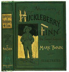 Mark Twain - Le avventure di Hucklebbery Finn