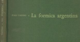 La formica argentina libro