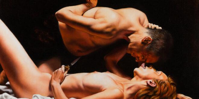 Saturno Buttò, corpografie e visioni sacre tra estasi e dolore