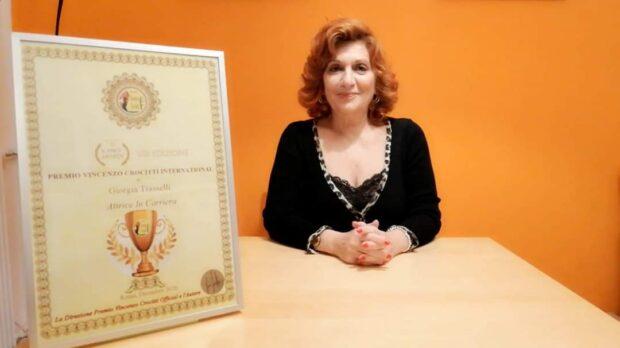 Premio Vincenzo Crocitti International VIII edizione con evento online Roma