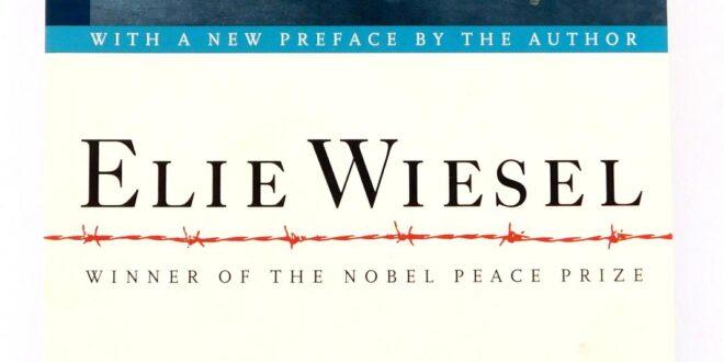 'La Notte', l'autobiografia di Elie Wiesel per la giornata della memoria