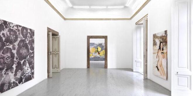 Ida Tursic e Wilfried Mille. Tra concettualità e pittura