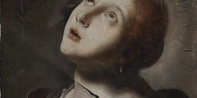 L'artista Nicola Samorì, tra Bernanos e Dostoevskij
