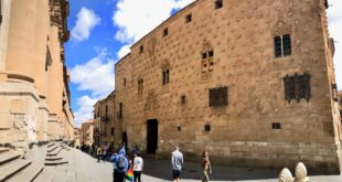 'Un anno a Salamanca', il diario di viaggio di Alessandra Agnoletti