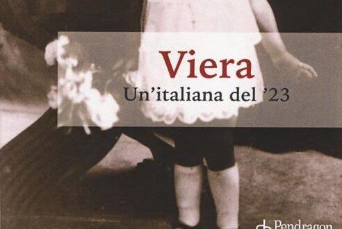 'Viera. Un'italiana del '23', il romanzo memoriale di Paola Mattioli